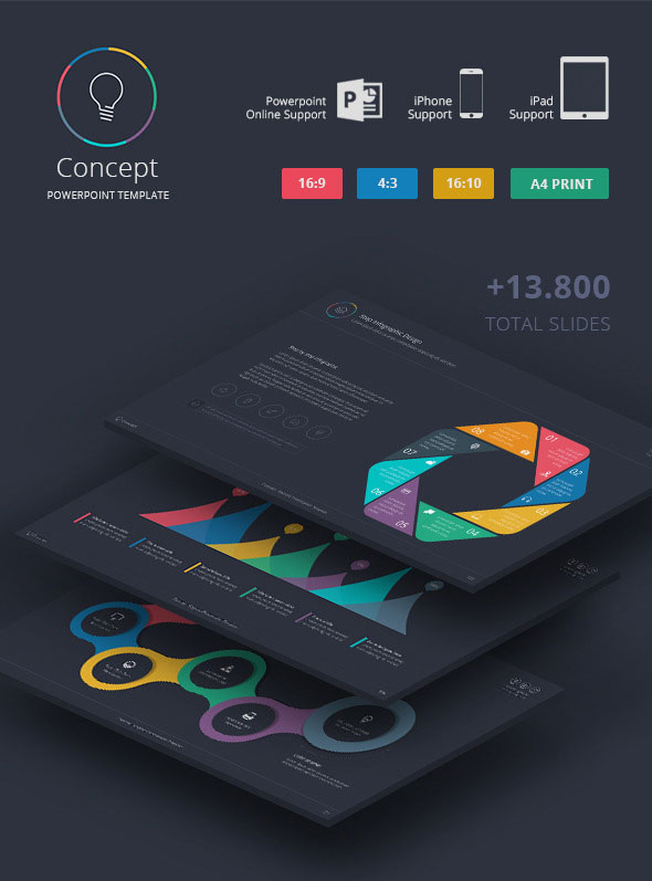 20 animated powerpoint templates to spice up your presentation web concept powerpoint template toneelgroepblik