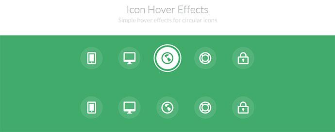 hover icon