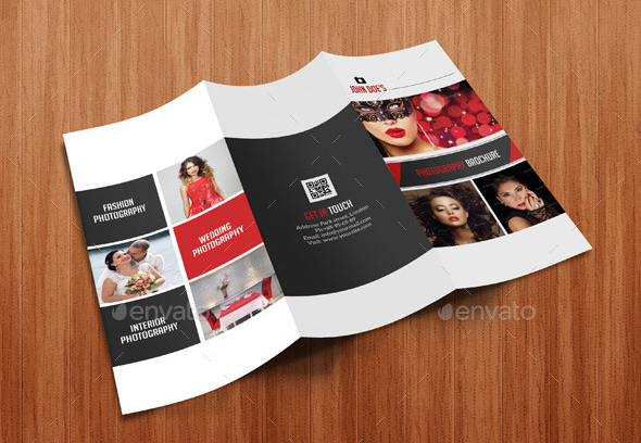 Photography Tri- Fold Brochure