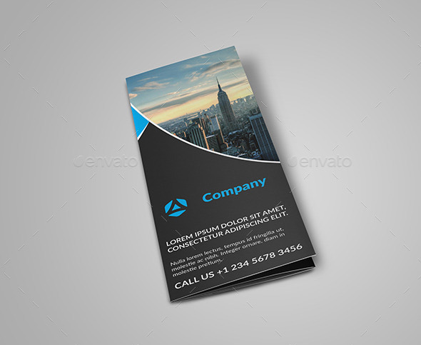 Brochures Pack Set A4 + Trifold + Flyer