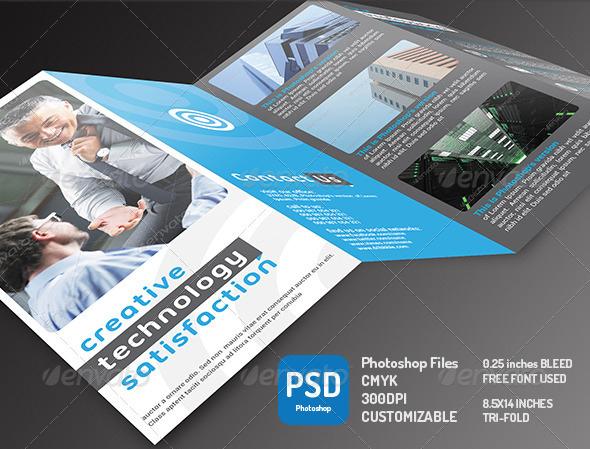 Corporate 4-Fold Brochure V11