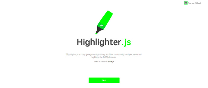 Highlighter.js