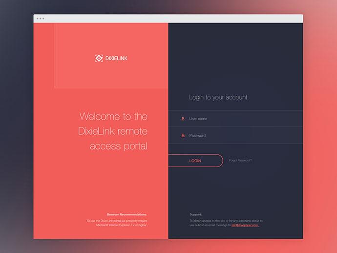 sign up login form ui designs web graphic design bashooka