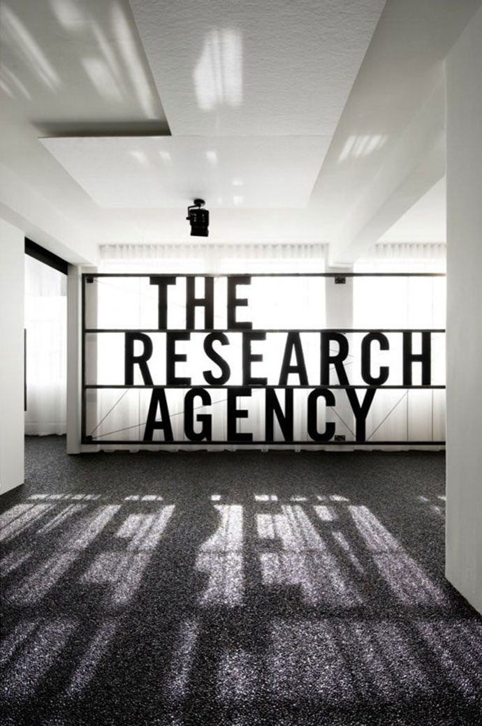 Enter The Research Agency