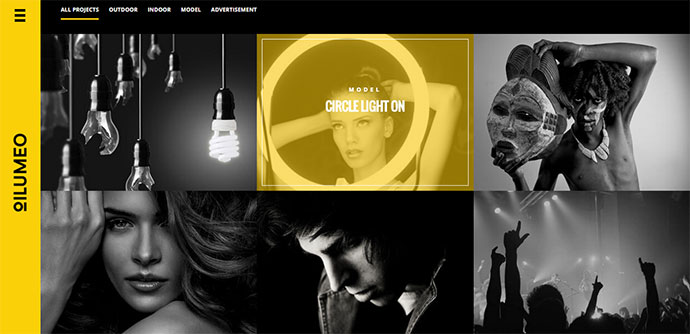 Responsive Creative Photography Template