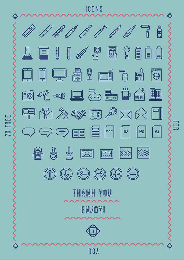 30 amazing pictogram designs for inspiration  u2013 bashooka