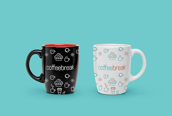 Coffeebreak - Visual Identity