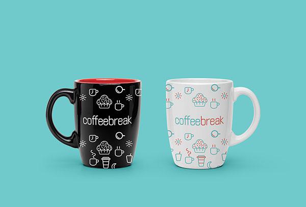 Coffeebreak - Visual Identity