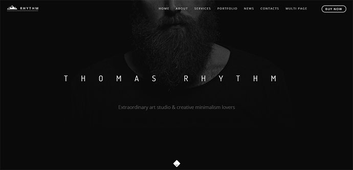 Rhythm | Responsive WordPress Multi-Purpose Theme