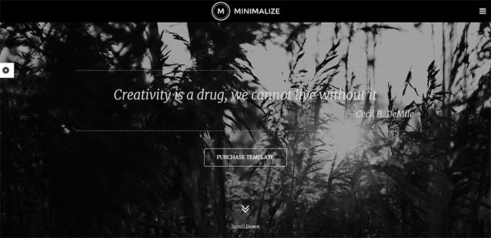 Minimalize