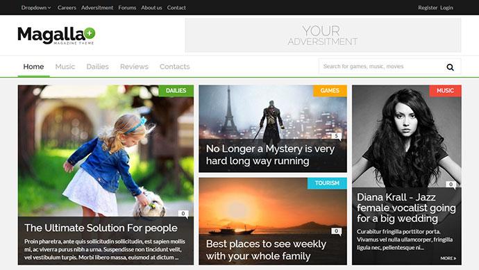 Magalla Magazine - News and Business Blog