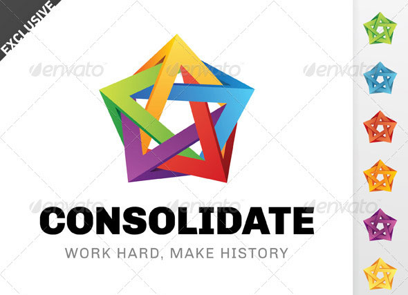 Consolidate Logo