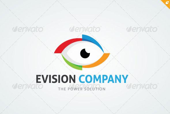 Evision Company Logo