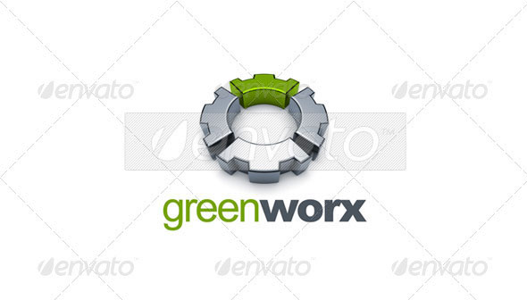 Industry & Science Logo - 3D-628