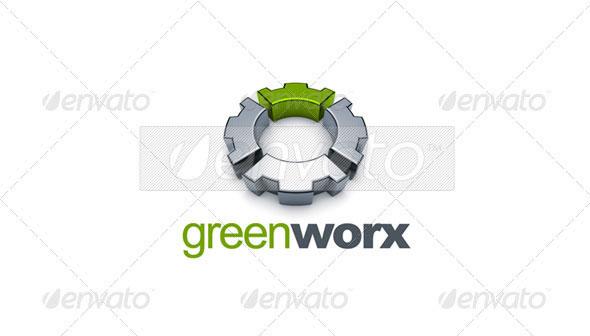 Industry & Science Logo - 3D-628