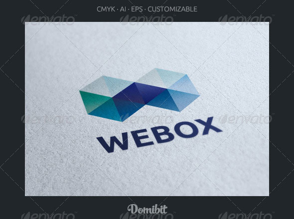 Abstract Letter W Logo Template