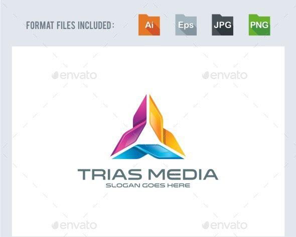 Trinity / Triangle Logo Template