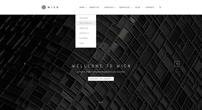 75 best business services web design templates web graphic