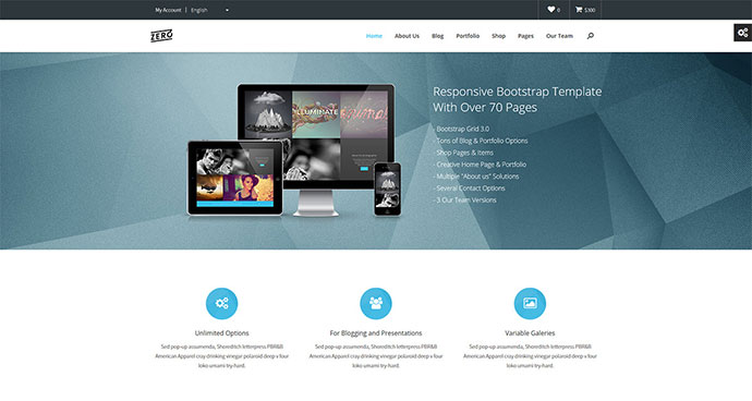 Best Business Services Web Design Templates Web Graphic - Web home page template