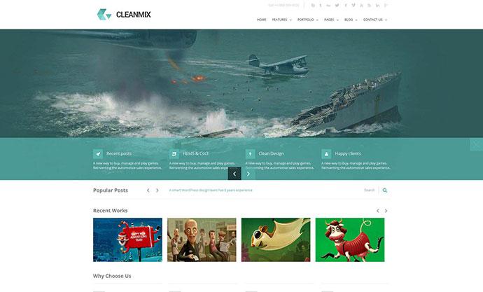 CleanMix