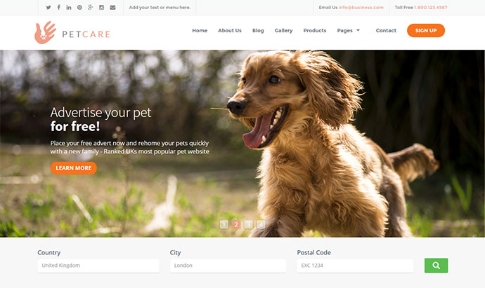 PetCare | Pet Caretakers