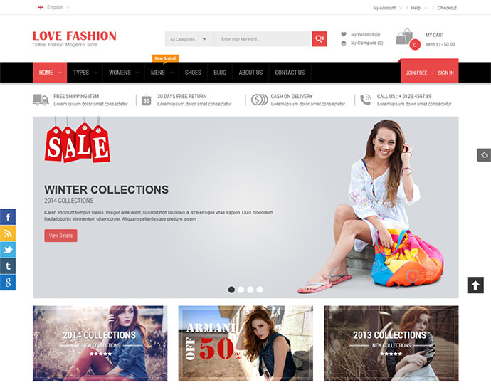 Musthaves & Fashion shop je online. - m 89