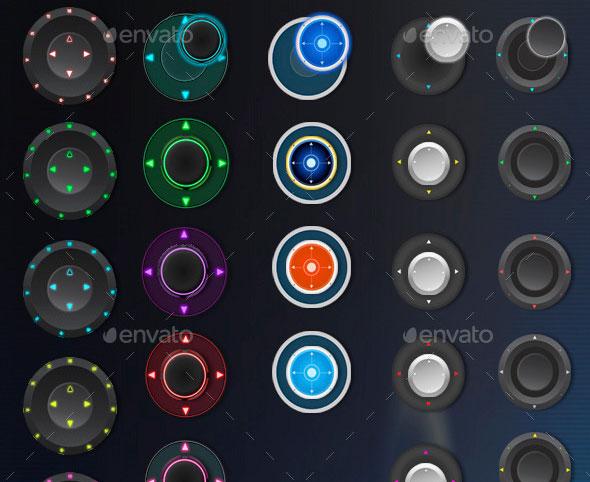 60 Fantastic Game Ui Amp Hud Elements Web Amp Graphic Design