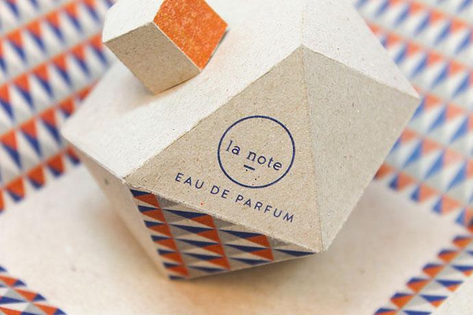 La note - parfum Papier Tigre by Multiple Owners