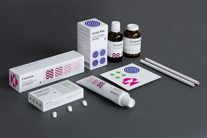 Medicine Package by Lili Köves