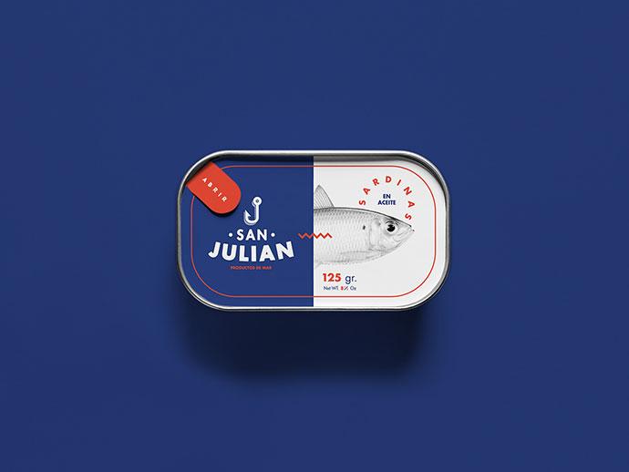 San Julian by Pablo Martínez Díaz
