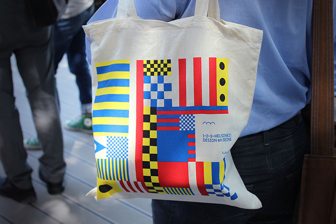 1–2–3–Helsinki ! Design en Seine by Werklig