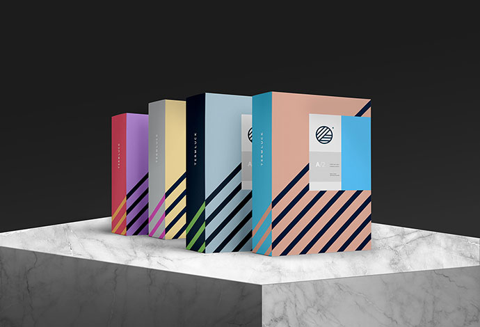 25 Outstanding Geometric Packaging Designs Web Amp Graphic