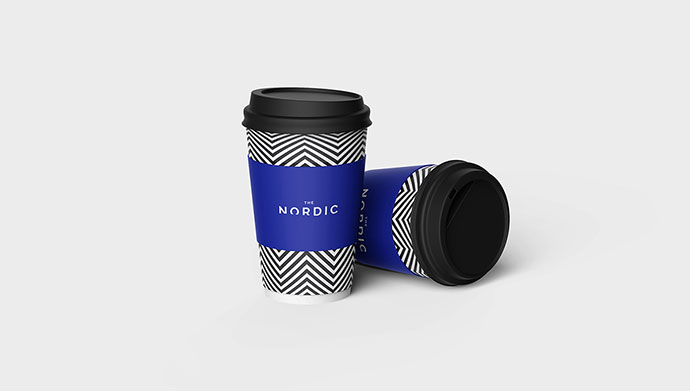 The Nordic | Branding by David Massara