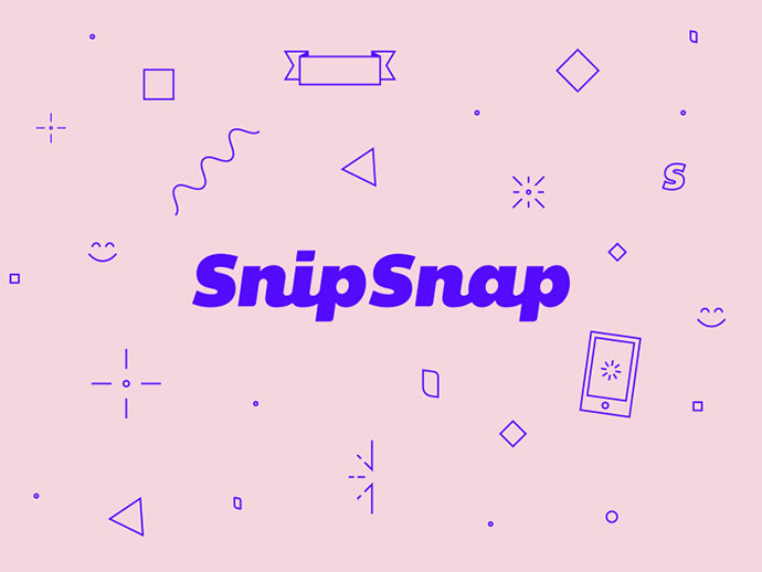 SnipSnap Illustrations by Sam Stratton