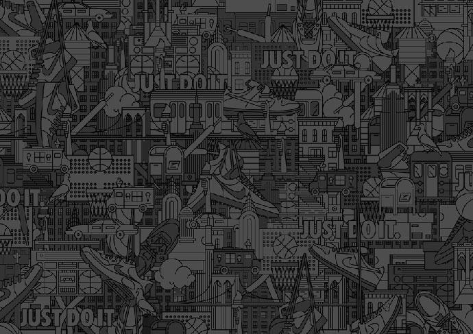 Nike — Pattern by Forma & Co