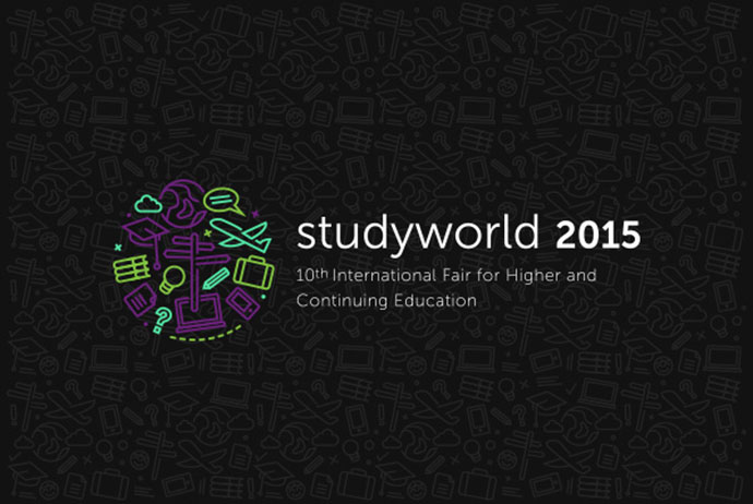 Studyworld 2015 Logo by Jonas Söder