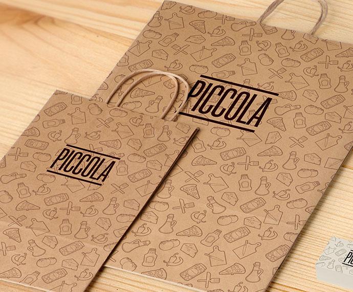 Pizzeria Icons&Pattern by Juliana Verlangieri