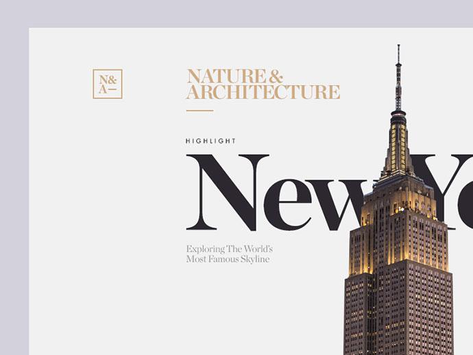 N&A Magazine Detail by Vedad Siljak