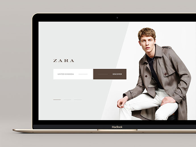 ZARA #3 by Miroslav Rajkovic