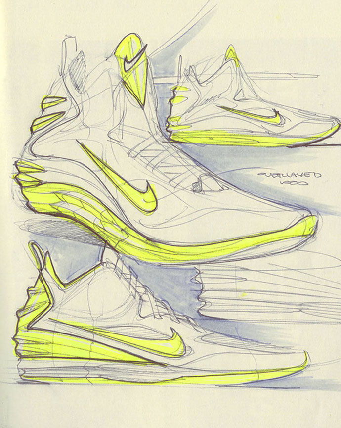 Sketches by Jalal Enayah