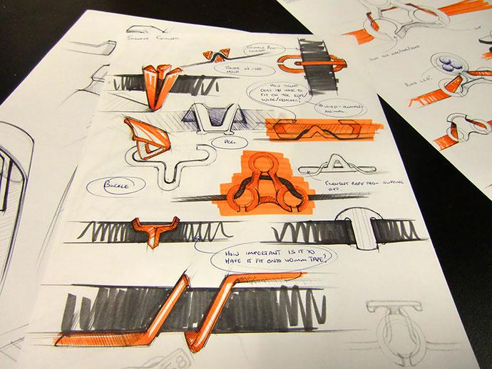 ID Sketch Book I by Nicholas Marks