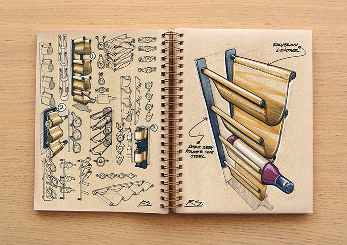 Sketchbook 2014 by Reid Schlegel