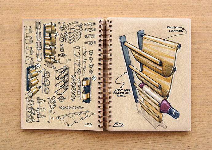 Sketchbook 2014 by Reid Schlegel