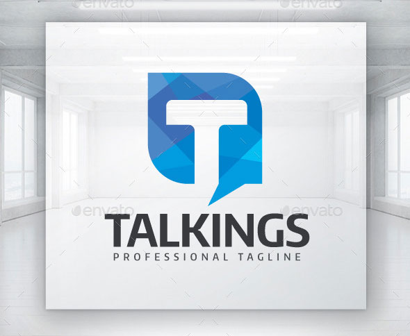 Talkings Logo