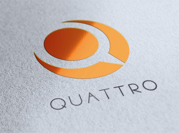 Quattro - Q Letter Logo Template