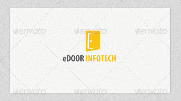 eDoor Infotech Logo