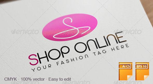 Shop Online Logo