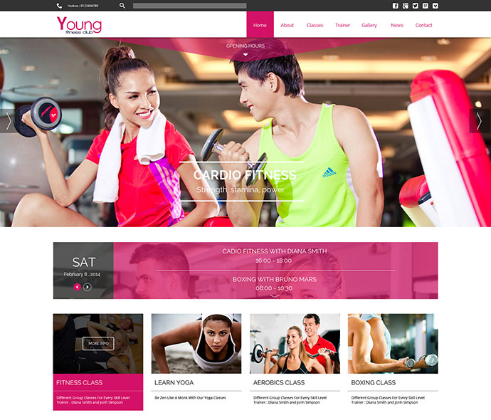 Young Fitness