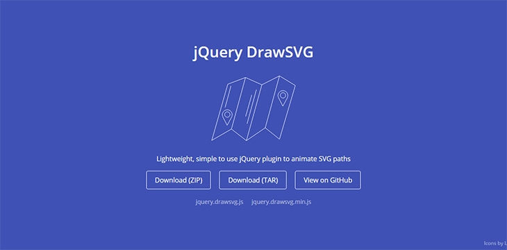 10+ JavaScript SVG Animation Libraries