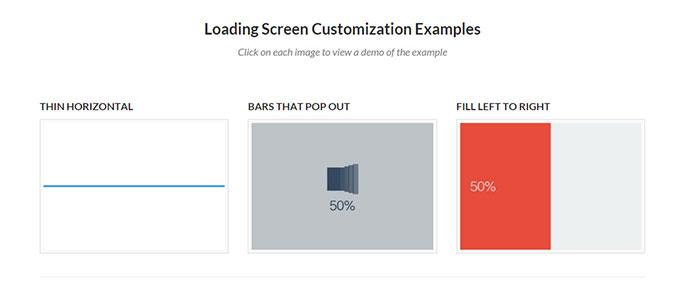 The Loading Bar WordPress Plugin